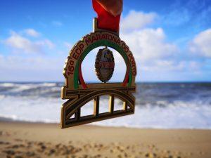 medal maraton porto