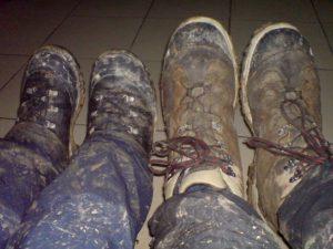 buty błoto góry